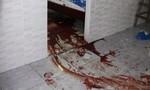 Con cắt cổ giết chết cha ruột trong căn phòng trọ giữa Sài Gòn