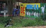 Nam thanh niên nằm chết bên quán nhậu, mặt phủ áo khoác