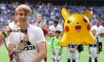 Trở thành cầu thủ bóng đá nhờ... Pokémon