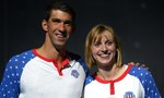 Nước Mỹ đào huy chương vàng Olympic ở bộ môn bơi