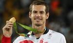 Andy Murray lần thứ hai giành HCV Olympic