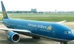Boeing 777 của Vietnam Airlines quay đầu do chim va vào động cơ