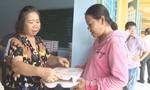 Khai trương bếp ăn đầu tiên hỗ trợ người bán vé số