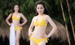 Người đẹp HHVN khoe thân hình nóng bỏng cùng bikini