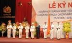 Báo An ninh Thủ đô đón nhận Huân chương Bảo vệ Tổ quốc hạng Nhì