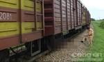 Một người đàn ông bị tàu hỏa cán tử vong