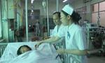Rơi từ lầu 4, bé gái 8 tuổi vỡ sọ