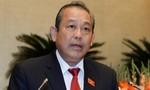Phó thủ tướng Trương Hòa Bình yêu cầu  Ban Chỉ đạo 138/CP đẩy mạnh công tác phòng chống tội phạm