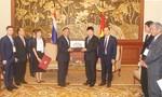 Việt Nam - Thái Lan họp nhóm công tác chung về hợp tác chính trị, an ninh lần thứ 8