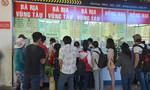 Dự kiến các bến xe ở Sài Gòn không tăng giá vé dịp lễ 2-9