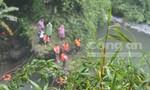 Bất cẩn nam sinh bị nước cuốn trôi mất tích tại thác ĐamBri
