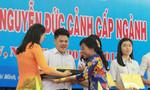 TP.HCM: Trao học bổng Nguyễn Đức Cảnh cho 193 học sinh vượt khó học giỏi