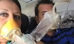 Máy bay hỏng động cơ, hành khách một phen hoảng hốt