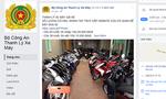 Giả mạo Bộ Công an lừa bán xe thanh lý giá rẻ trên Facebook