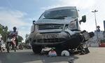 Xe Phương Trang 'nuốt' xe máy ở Sài Gòn, 1 người nguy kịch