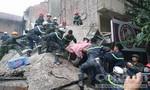 Hai người tử vong trong vụ sập nhà ở Hà Nội