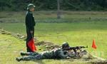 192 vận động viên tranh tài tại hội thao bắn súng quân dụng