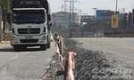 Giám đốc Sở GTVT: Hạ cao độ mặt đường Kinh Dương Vương xuống 25cm