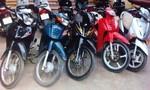 Bắt 'siêu trộm' xe máy, nghiện ma túy nặng