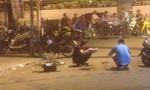 Bắt nghi phạm đâm trọng thương chiến sĩ công an và ba người dân