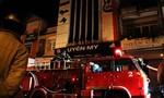 Cháy trong đêm tại một phòng trà gây thiệt hại gần 1 tỷ đồng