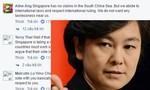 """Trung Quốc khiến dân mạng Singapore nổi đóa khi yêu cầu """"tôn trọng"""" lập trường Biển Đông"""