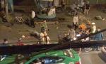 Nam thanh niên bị xe tải cán chết thảm trong đêm