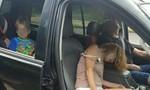 Sốc: Bố mẹ phê ma tuý trong xe ôtô, trước mặt con trai 4 tuổi