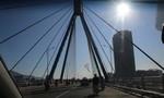 Tạm dừng thi công hầm chui nút giao thông phía tây cầu sông Hàn