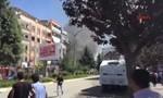 Đánh bom xe tại Thổ Nhĩ Kỳ, ít nhất 48 người thương vong