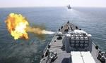 Hôm nay, Nga và Trung Quốc tập trận chung trên Biển Đông