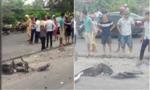 Hai nữ sinh chết thảm dưới bánh xe 'điên' trên đường đi học về