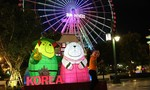 Đà Nẵng rực rỡ đón trung thu với lễ hội đèn lồng Asia Park