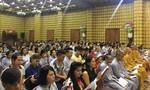 Bạn bè đồng nghiệp hát ủng hộ tinh thần ca sĩ Minh Thuận