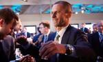 Tân chủ tịch UEFA cam kết quyết liệt với nạn phân biệt chủng tộc