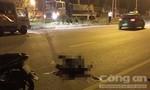 Trung úy Công an bị ô tô tông văng 20m tử vong