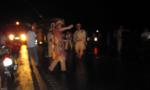Một người nghi bị tai nạn giao thông tử vong trong đêm