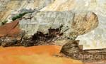 Chùm ảnh: Cận cảnh vụ vỡ ống dẫn nước thủy điện Sông Bung 2