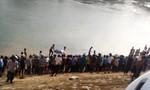 Phát hiện thi thể một thanh niên trôi sông