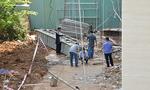 Tuột vận thăng ở chung cư Tân Bình Apartment, 2 công nhân thương vong