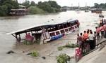 Lật thuyền ở Thái Lan, ít nhất 13 người chết