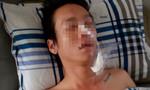 Nam thanh niên xăm trổ suýt chết vì cột thun 2 cọng dây kẽm nuốt vào bụng