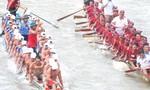 Sôi nổi Lễ đua thuyền mừng Tết độc lập trên quê hương Đại tướng