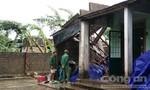 5 người nhập viện, hàng chục ngôi nhà bị tốc mái sau hai trận lốc xoáy