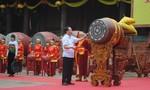 Tưng bừng lễ hội Lam Kinh năm 2016