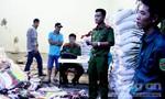 Bắt quả tang cơ sở Kim Mây đang sản xuất phân bón trái phép