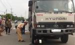 Va chạm xe tải, 2 người thương vong