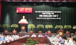 Khai mạc Hội nghị lần thứ 7 ban Chấp hành Đảng bộ TPHCM khóa X
