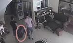 Trộm vào nhà dân chôm tivi giữa ban ngày