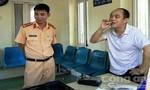 'Phóng viên say xỉn' bị phạt 17 triệu đồng